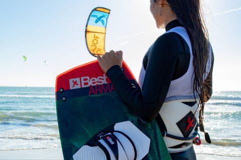 Best kiteboarding kitesurf custom board