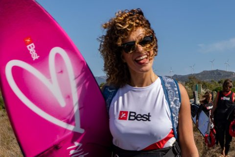 Best kiteboarding kitesurf test tarifa spain